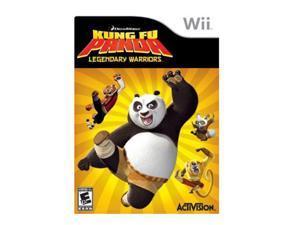 Kung Fu Panda: Legendary Warrior Wii Game