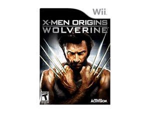 Wolverine: X-Men Origins Wii Game