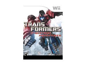 Transformers: War For Cybertron Wii Game