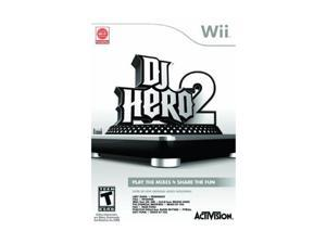 DJ Hero 2 (Game Only) Wii Game