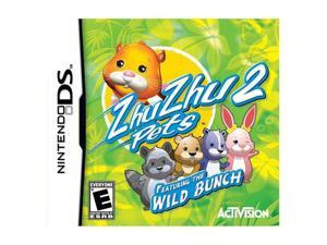 Zhu Zhu Pets: Wild Bunch Nintendo DS Game