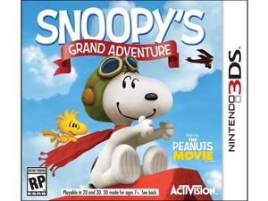 The Peanuts Movie: Snoopy's Grand Adventure - Nintendo 3DS