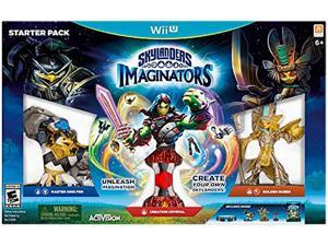 Skylanders Imaginators Starter Pack - Nintendo Wii U