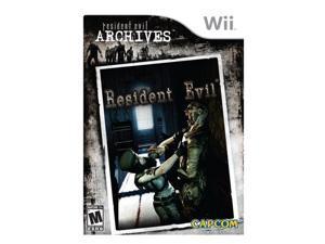 Resident Evil Archives Wii Game