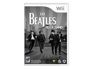 Beatles: Rock Band (Software Only) Wii Game