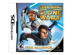 Star Wars: Clone Wars Jedi Alliance Nintendo DS Game