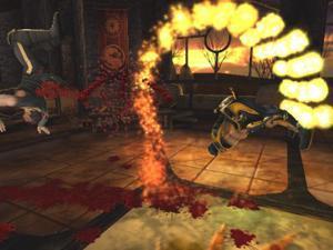 Mortal Kombat: Armageddon Wii Game