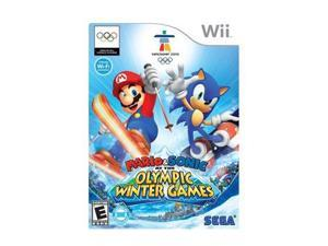 Mario & Sonic: Winter Games Wii Game