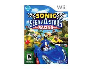 Sonic & Sega All-Stars Racing Wii Game