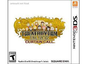 Theatrhythm Final Fantasy Curtain Call Standard Ed. Nintendo 3DS