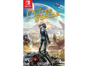 The Outer Worlds (Code In A Box) - Nintendo Switch