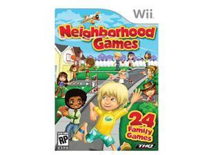 Neighborhood Games Wii Game
