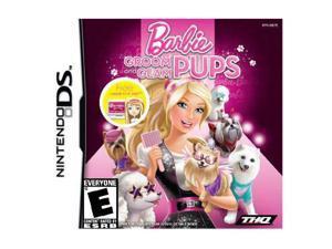 Barbie Groom & Glam Pups Nintendo DS Game