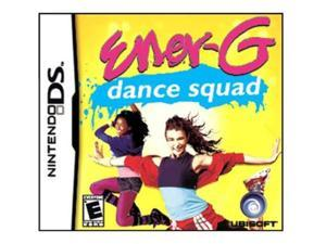 Ener G: Dance Squad Nintendo DS Game