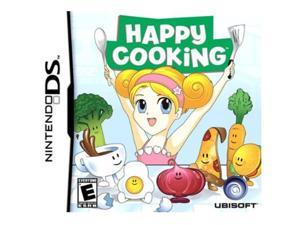 Happy Cooking Coach Nintendo DS Game