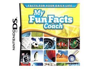 My Fun Facts Coach Nintendo DS Game