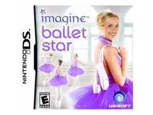 Imagine: Ballet Star Nintendo DS Game