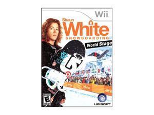 Shaun White Snowboarding: World Stage Wii Game