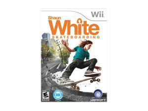 Shaun White Skateboarding Wii Game