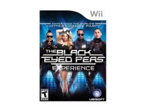 Black Eyed Peas Experience Wii Game