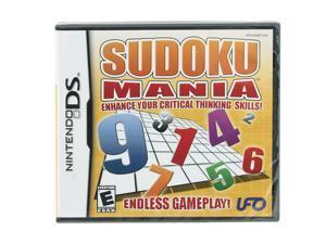 Sudoku Mania game