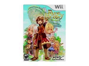 Rune Factory: Frontier Wii Game