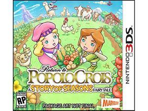 Return to PopoloCrois: A STORY OF SEASONS Fairytale Nintendo 3DS