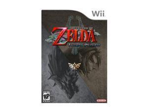Legend of Zelda: Twilight Princess Wii Game