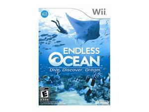Endless Ocean Wii Game