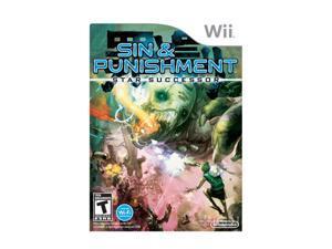 Sin & Punishment 2 Wii Game