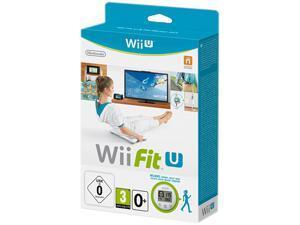 Wii Fit U with Fit Meter Nintendo Wii U