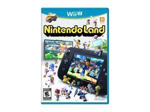 Nintendo Land Wii U Games