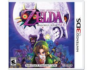 The Legend of Zelda: Majora's Mask Nintendo 3DS