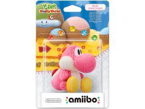 Nintendo Pink Yarn Yoshi - Amiibo