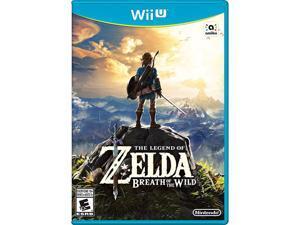 Legend of Zelda: Breath of the Wild - Nintendo Wii U