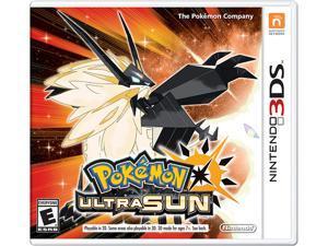 Pokemon Ultra Sun - Nintendo 3DS