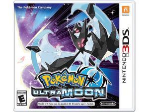 Pokemon Ultra Moon - Nintendo 3DS