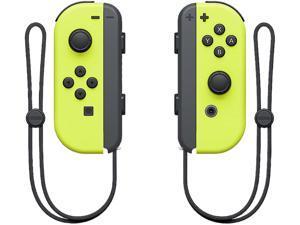 Nintendo - Joy-Con (L/R) Wireless Controllers for Nintendo Switch - Neon Yellow