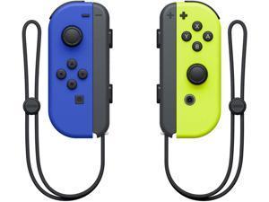 Nintendo Joy-Con (L/R) - Blue / Neon Yellow