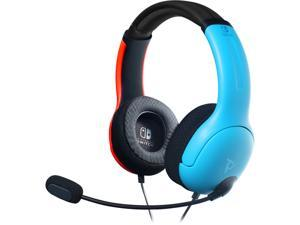 PDP - LVL40 Wired Stereo Gaming Headset: Color Block - 500-162-NA-BLRD