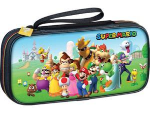 RDS Industries 663293111787 Game Traveler Case Bundle - Super Mario SWITCH