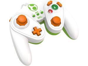 PDP Wii U Fight Pad Controller - Yoshi