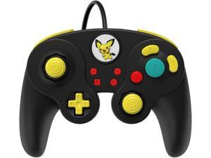 PDP - Wired Fight Pad Pro ControllerPichu Edition - Nintendo Switch
