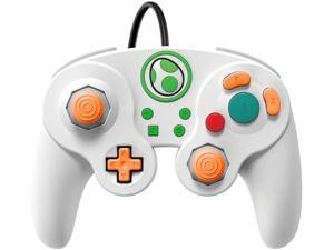 PDP - Wired Fight Pad Pro ControllerYoshi Edition - Nintendo Switch