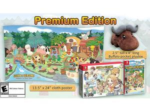 Story of Seasons: Pioneers Of Olive Town Premium Edition - Nintendo Switch