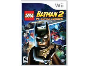 Lego Batman 2: DC Super Heroes Wii Game