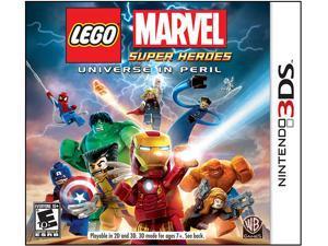 LEGO: Marvel Super Heroes - 3DS