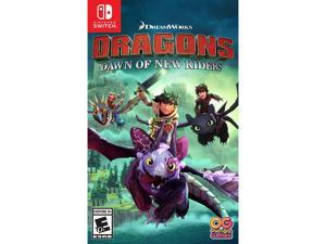 Dragons: Dawn Of New Riders - Nintendo Switch