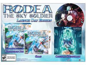 Rodea The Sky Soldier Nintendo 3DS