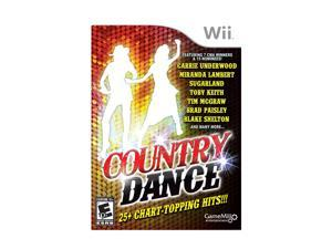Country Dance Wii Game